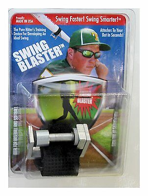 SWING BLASTER Baseball Softball Hitting Trainer Training Aid Tool Equipment