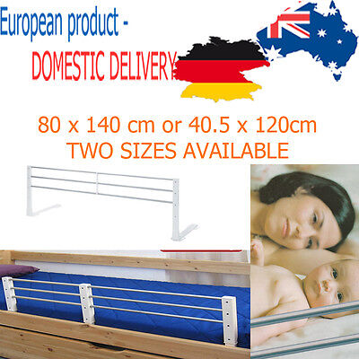 BED RAIL GUARD extendable adjustable basic COT SAFETY GUARD BABY PROTECTION FOLD
