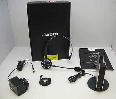 NEW Jabra GN Netcom WIRELESS GN9120 Flex Boom DECT Cordless Headset 9120-28-09