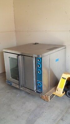 Franklin Commercial  GAS CONVECTION OVEN * * Full Size * Clean
