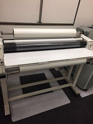 Laminator 1000mm Wide - Used, Fully Operational