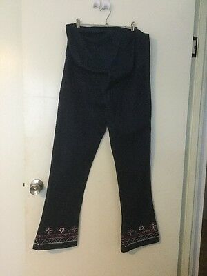 Size 10 Maternity Denim Jeans