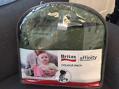 britax affinity colour pack , Brand New, Cactus Green