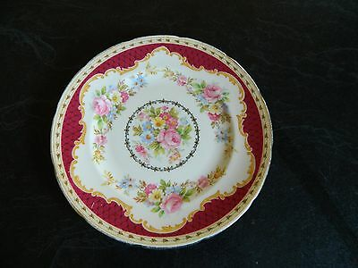 Vintage Saucer Windsor Foley Bone China England 1850 EB
