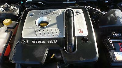 HOLDEN EPICA Engine DIESEL, 2.0, Z20SI, TURBO, 4CYL, EP, 02/07-12/11 07 08 09 10