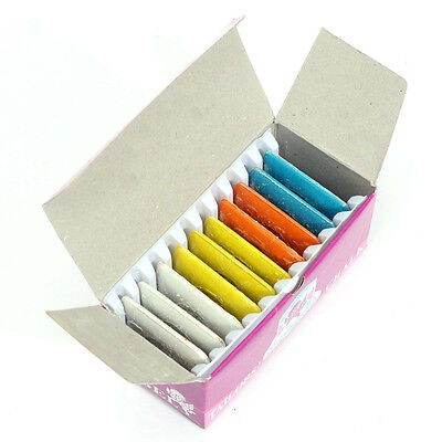 2-10pcs Assorted Dressmaker Pattern Marking Chalk Tailor's Fabric Chalk Sewing