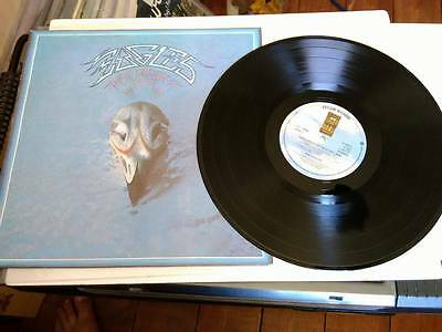 THE EAGLES - THEIR GREATEST HITS 1971-1975 vinyl Lp (EMBOSSED)  53017 S