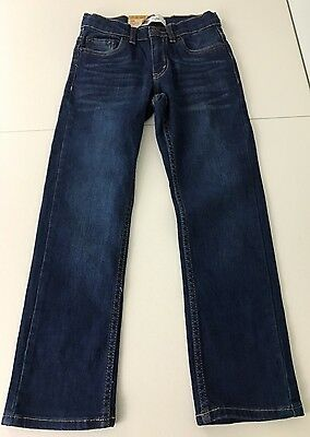 NWT 511 Levi's Girls Slim/stretch Fit Jeans Kids Size: 7 Slim  (d)