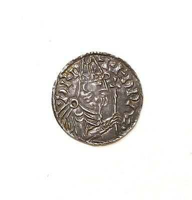 Anglo Saxon Silver Penny, Edward The Confessor, Helmeted Type, Gorgeous