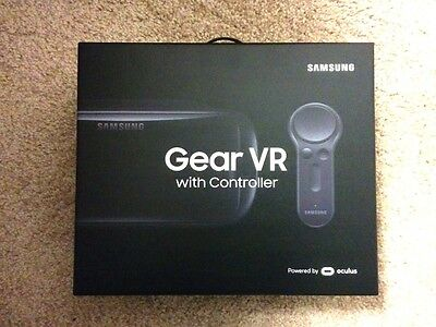 Samsung Gear VR with Controller 2017 UNOPENED SEALED IN BOX - FREE Shipping