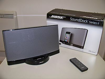 Station D'accueil Bose Sounddock Ii - Comme Neuf
