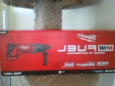 Milwaukee 2713-20 M18 Fuel Cordless D-Handle Rotary Hammer drill Tool Only