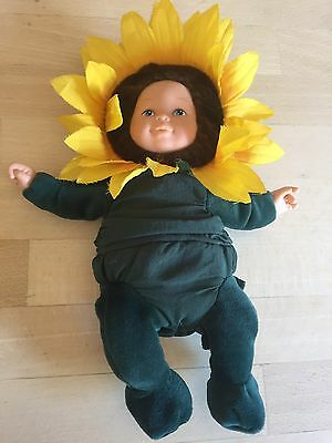 Anne Geddes Doll Sunflower