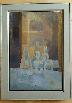 Large Framed Original Still Life Oil Painting Tessa Coleman NEAC cost £1,600!