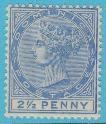 Dominica 21 Mint Hinged Og* No Faults Extra Fine !