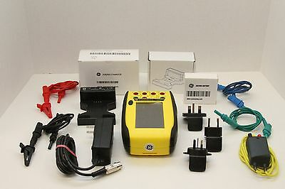 Druck DPI620-IS CE Intrinsically Safe Calibrator w/ New Battery, Charger, extras