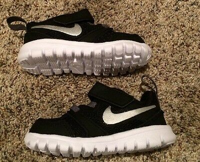 Baby/Toddler Nike Flex Experience 3 Athletic Shoes Size 5c 653703 001 New