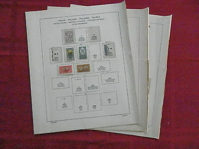 Central Lithuania Excellent Old Collection On Pages Dr Schultz Estate !!9770C