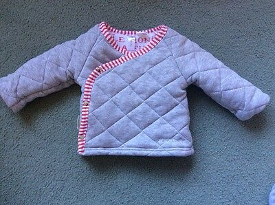 Sooki Baby Unisex Boy Girl Winter Coat Jacket Grey 6-12 Months 0