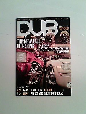 DUB magazine-2004-pages clean, book looks new. LL Cool J