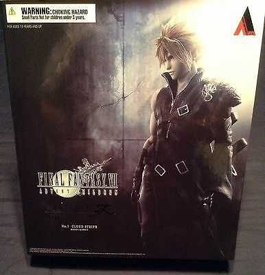 NEW FINAL FANTASY PLAY ARTS KAI CLOUD STRIFE by SQUARE ENIX