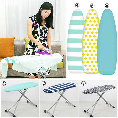 40cm*128cm Household Cotton Printed Ironing Board Cover and Pad Thick Underlay