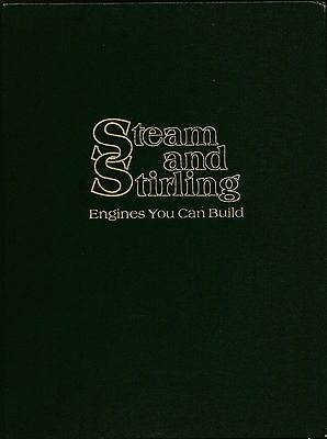 Steam and Stirling  Engines You Can Build  William C Fitt Wildwood 1980