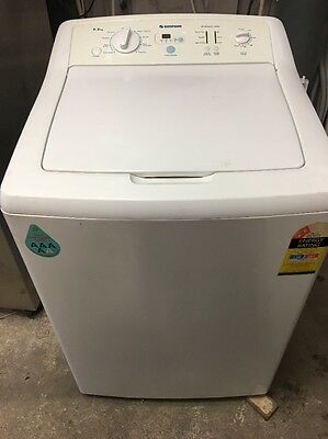 Washing Machine 9.5 Kg Lg   Comes With 30 Day Warranty