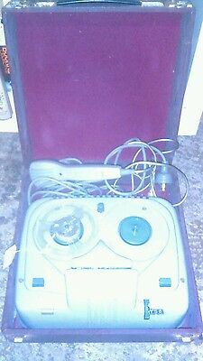Graetz Reel to Reel tape recorder / player with microphone