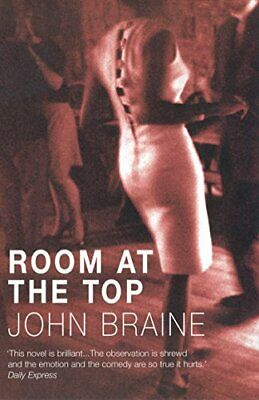 Room At The Top by Braine, John Paperback Book The Cheap Fast Free Post