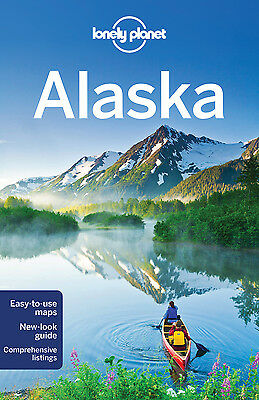 Lonely Planet ALASKA Travel Guide BRAND NEW 9781742206028