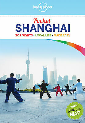 Lonely Planet POCKET SHANGHAI Travel Guide BRAND NEW 9781743215654