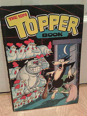 The Topper Book 1974 (Excellent condition)