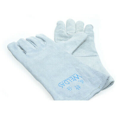 Welding Gloves Cowhide Leather Gloves for Workshop / Factories / gardening