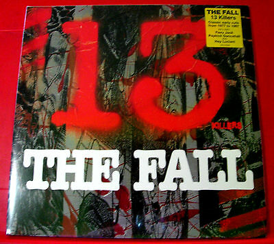 The Fall 13 Killers 1977-87 2-LP G/F Secret SECLP 068 NEW SEALED VINYL
