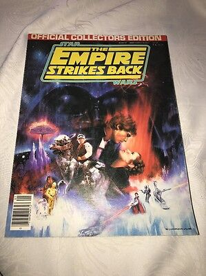 Star Wars - The Empire Strikes Back. official collectors edition 1980