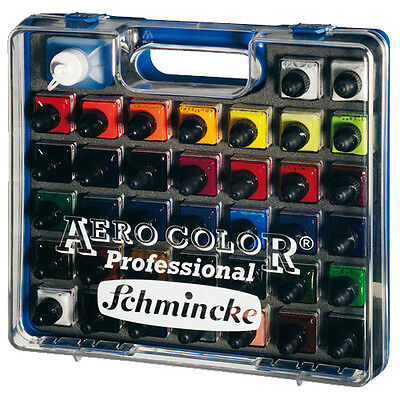 AERO COLOR Professional - Airbrushfarben - SET 1