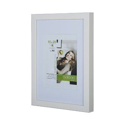 NIELSEN APOLLO WENGE Wood Picture Frame 30 x 40 cm A4 Mount - £15.90 ...