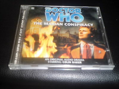 Doctor Who The Marian Conspiracy ( 2 CD'S)
