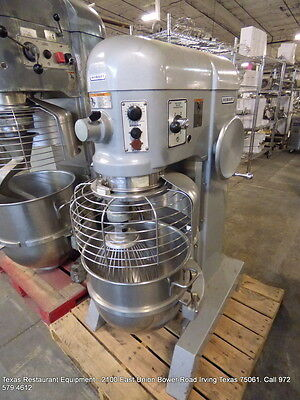 HOBART DONUT DOUGH MIXER 60 QUART WITH BOWL & WHIP, Model H-600T