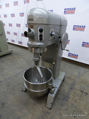 HOBART DONUT DOUGH MIXER 60 QUART WITH BOWL  & PADDLE, Model H-600T