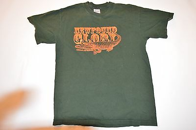 New Found Glory Band Concert Tour T Tee Shirt M Medium Green