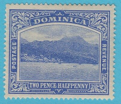 Dominica 53  Mint Hinged Og *  No Faults  Extra  Fine !