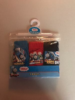 Baby Boys Thomas The Tank Engine Pants Age 18/24 Months BNWT