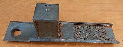 Antique Tin Nutmeg Grater - Ships for $4.95