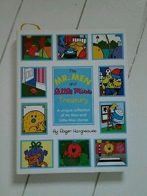 Mr Men and Little Miss complete collection book