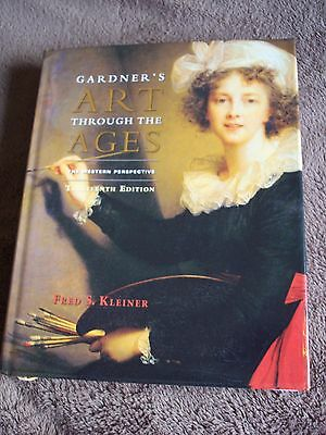 Gardner's Art Through the Ages-  2010-  13th Edition HC