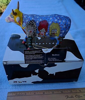 Cow Parade - The Divas #7325 - Westland - 2003