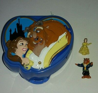 Polly Pocket Disney's Beauty And The Beast 100% Complete Bluebird 1995
