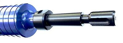 "COMBO: 2"" Dry Diamond Core Drill Bit for Concrete with SDS MAX Adapter"